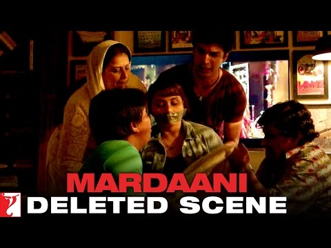 Shivani Is Captured & Bundled Into A Bag - Deleted Scene 11 - Mardaani