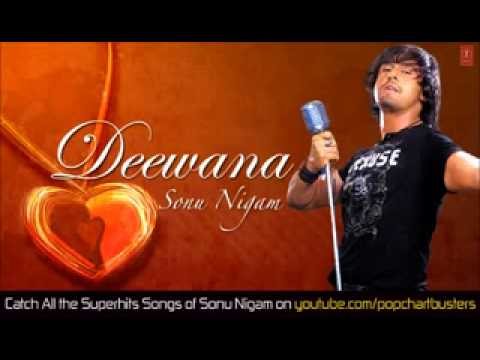 Ab Mujhe Raat Din Full Song   Deewana Sonu Nigam   Video Dailymotion...