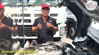 Đánh giá xe tải ISUZU QKR 2018
