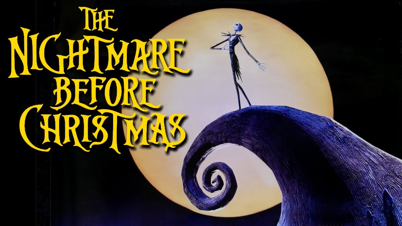 Nightmare Before Christmas -- Review #JPMN - YouTube
