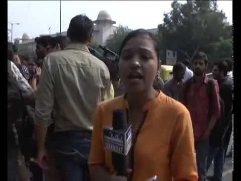 Trilokpuri ke Muslims per Zulm' Delhi Police ke Khilaf Ehtijaj 002