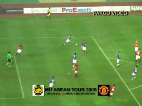 Malaysia vs Manchester United (Friendly Match Game #2)