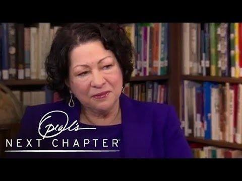 Exclusive: Justice Sonia Sotomayor's Experience with Casual Sexism - Oprah's Next Chapter - OWN