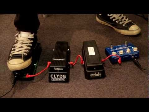 Crybaby Vs Fulltone Vs Ernie Ball - The Wah Wah Showdown.