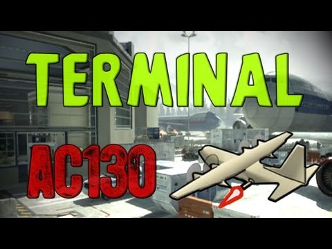 Terminal Gameplay AC130 - Modern Warfare 3