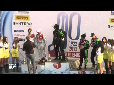Vale Rossi Rally Monza (podio)  Niko87