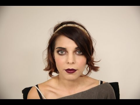 THE GREAT GATSBY 1920s MAKEUP LOOK BY PIXIWOO