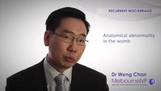 Recurrent Miscarriage: Causes, Evaluation & Treatment - Dr Weng Chan