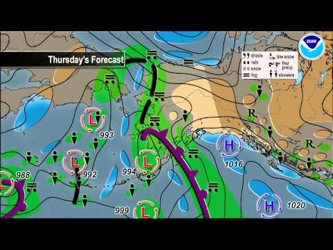 May 13, 2015 Alaska Weather Daily Briefing