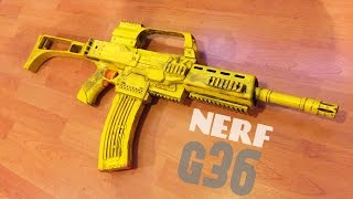 [COMMUNITY] Nerf G36 | Stryfe MOD / Cosmetic Kit by TERIN