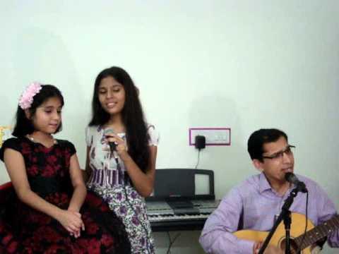 Aashiyan ( Cover By Priya Nandini, Shriya Nandini And Their Dad- Lekh Raj )