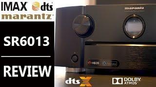 MARANTZ SR6013 Receiver Setup and Review | IMAX ENHANCED