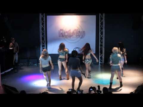 Reggaeton show for Raisky: Cats vs Hunters, choreo by Jane Kornienko