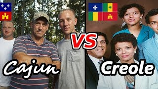 Louisiana Creole and Cajuns: What's the Difference? Race, Ethnicity, History and Genetics