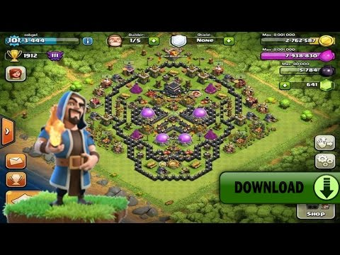 How to play Clash of Clans on PC without Bluestacks...100% WORKS!!
