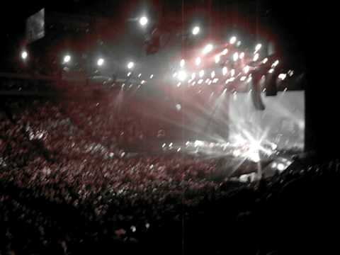Fix You COLDPLAY LIVE- Xcel Energy Center!!!!! Video