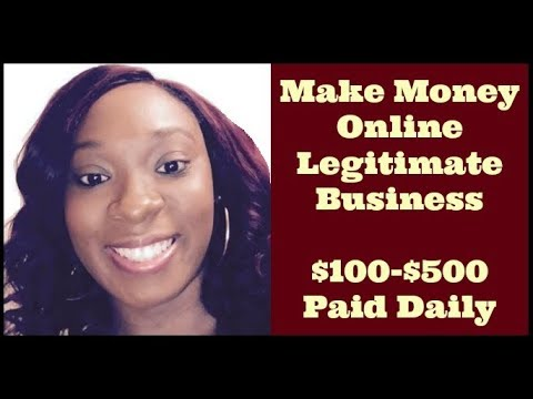 [Make Money Online] How To Make Money Online Earn Fast Easy 2017 Legitimate [Work From Home Jobs]