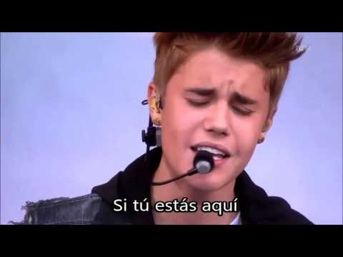 Lagu justin bieber never let you go