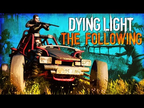 Dying Light The Following | GPS Tracking | Ep.8