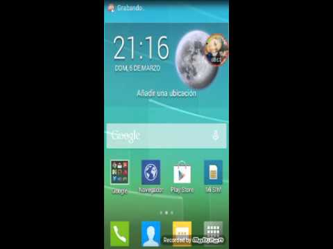 -Tutorial- Como subir el volumen a tu alcatel one touch