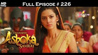 Chakravartin Ashoka Samrat - 13th April 2016 - चक्रवतीन अशोक सम्राट - Full Episode (HD)