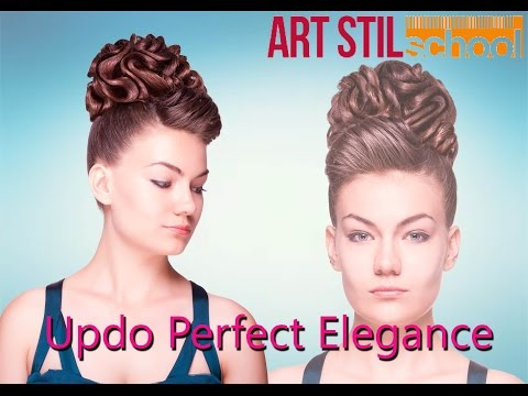 Updo Perfect Elegance