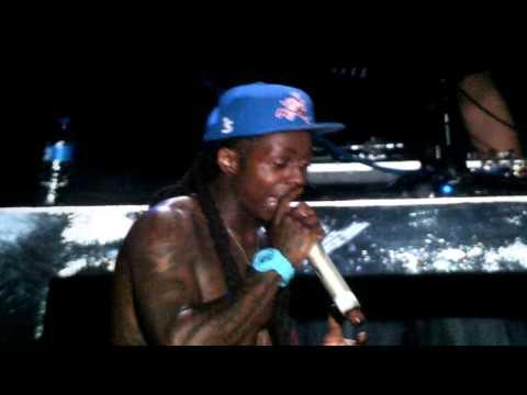 Lil Wayne singing Shot for Me - Drake