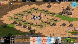 AoE 44 Random BiBiClub vs Liên Quân POW 30-11-2017