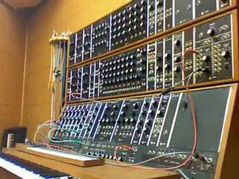 Moog Synthesizer 102 Music Videos