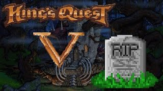 King's Quest V - All Game Overs [Extended Cut]