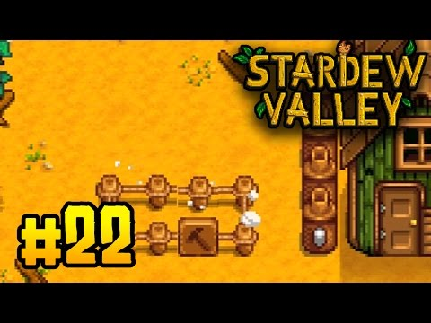 Stardew Valley Прохождение #22 - Заказ конюшни!