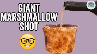 GIANT MARSHMALLOW SHOT