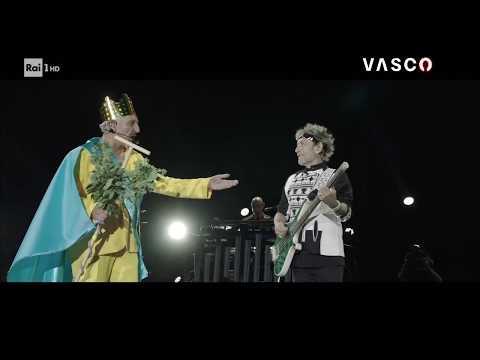 Vasco Rossi ☼ Modena Park 1.7.17 ☼ Siamo Solo Noi & Presentazione Band - HD