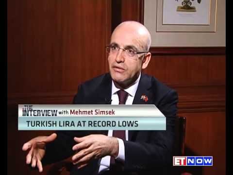 The Interview With Mehmet Simsek – Finance Minister, Republic of Turkey