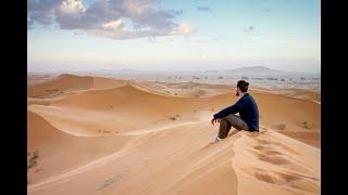 Marokko- Eine Reise von Marrakesch über den hohen Atlas in die Sahara Wüste Merzougas