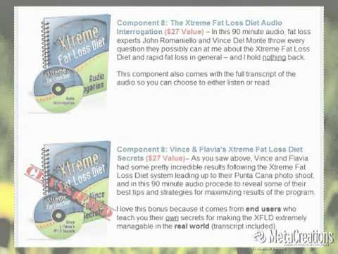 Xtreme Fat Loss Diet Pdf : Free Download Scam