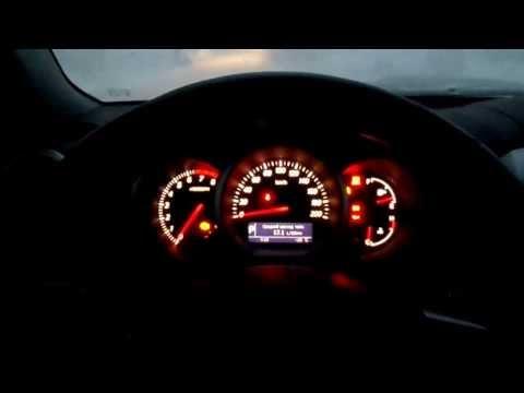 Заводим Suzuki Grand-Vitara в минус 28