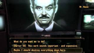 Fallout: New Vegas - Destroying Mr. House's Bunker