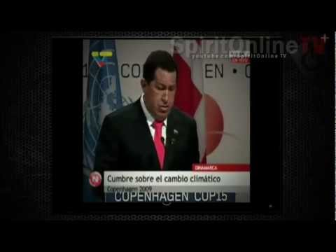 HUGO CHÁVEZ FOI ASSASSINADO [assista este vídeo antes que os illuminatis...