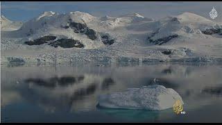 القارة القطبية الجنوبية تشهد ذوبانا متسارعا للجليد