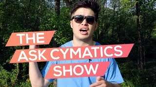 Advice for Young Producers & Is Visual Branding Worth It? | Ask Cymatics Show 008