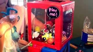 Monster High Claw Machine