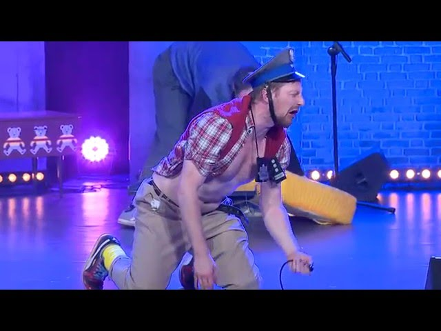 Kabaret Łowcy.B - Pijacy (Official HD, 2014)