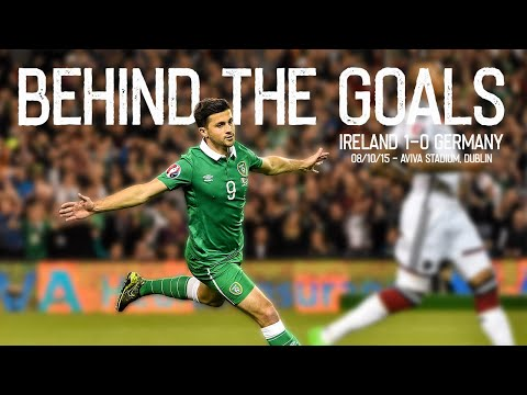 BEHIND THE GOALS | Ireland 1-0 Germany