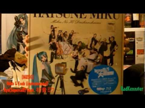 "Rad's Un-Boxing - ""Miku no Hi Kanshasai"" 2 Days Complete BOX"