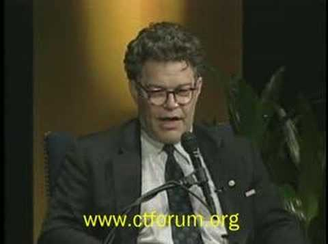 "This full Forum available at www.forumchannel.org Ann Coulter and Al Franken discuss FDR and Hitler during ""A Conversation Between Al Franken & Ann Coulter"" Forum. The Forum was moderated..."