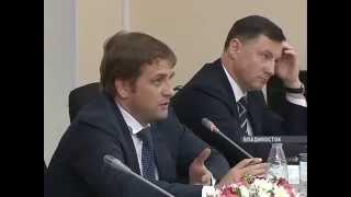 Илья Шестаков провел встречу с приморскими рыбопромышленниками