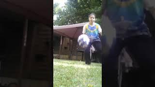 Julia Vlogs #3 musically football