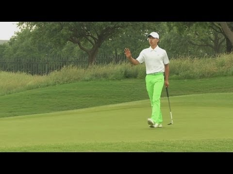 HP Byron Nelson Round 2 Recap: Guan Tianlang