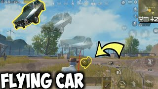 Funniest Moment in PUBG MOBILE | Hindi | Shocking Car Accident 🤣🤣